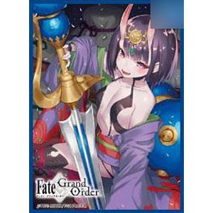 きゃらスリーブコレクション マットシリーズ Fate/Grand Order アサシン/酒呑童子(イラスト:jonsun)(No.MT563) パック