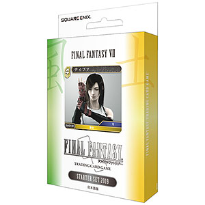 FF-TCG スターターセット2019 ファイナルファンタジーVII 日本語版 6パック入りBOX