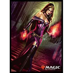 マジック:ザ・ギャザリング プレイヤーズカードスリーブ『アルティメットマスターズ』≪ヴェールのリリアナ≫ パック
