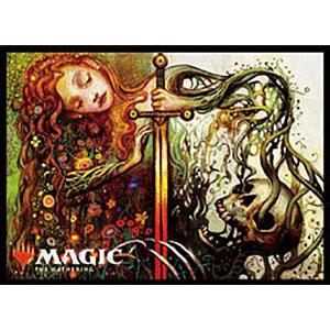 マジック:ザ・ギャザリング プレイヤーズカードスリーブ『アルティメットマスターズ』≪復讐に燃えた再誕≫ パック