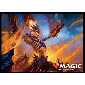 マジック:ザ・ギャザリング プレイヤーズカードスリーブ『アルティメットマスターズ』≪大爆発の魔道士≫ パック