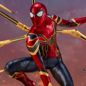 ARTFX+ Avengers: Infinity War アイアン・スパイダー -INFINITY WAR- 1/10 簡易組立キット