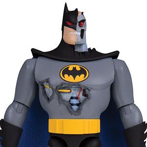 バットマン アニメイテッド 6インチ DCアクションフィギュア バットマン(H.A.R.D.A.C./アニメイテッドシリーズ版)