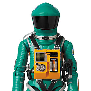 マフェックス No.089 MAFEX SPACE SUIT GREEN Ver.