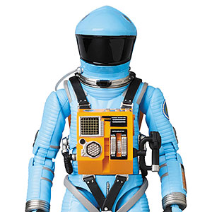 マフェックス No.090 MAFEX SPACE SUIT LIGHT BLUE Ver.