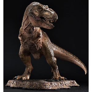 プライムコレクタブルフィギュア/ ジュラシック・パーク: ティラノサウルス・レックス 1/38 PVC スタチュー