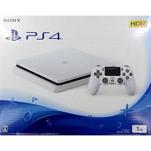 PlayStation4 グレイシャー・ホワイト 1TB
