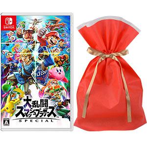 【ギフトバッグ付】Nintendo Switch 大乱闘スマッシュブラザーズ SPECIAL