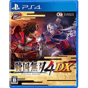 PS4 戦国無双4 DX 通常版
