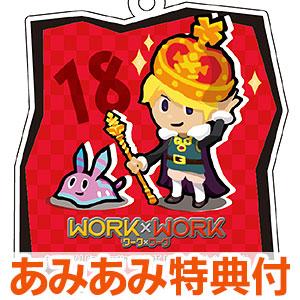 【あみあみ限定特典】【特典】PS4 WORK×WORK