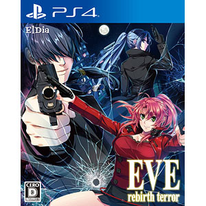 PS4 EVE rebirth terror 通常版