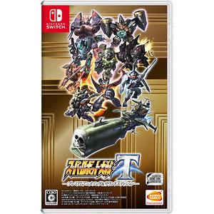 【特典】Nintendo Switch スーパーロボット大戦T プレミアムアニメソング&サウンドエディション