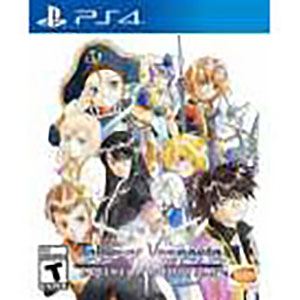 PS4 北米版 Tales of Vesperia Definitive Edition