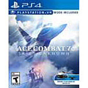 PS4 北米版 Ace Combat 7 Skies Unknown