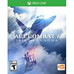 Xbox One 北米版 Ace Combat 7 Skies Unknown