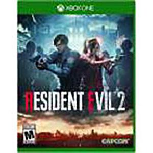 Xbox One 北米版 Resident Evil 2