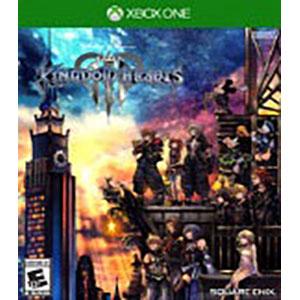 Xbox One 北米版 Kingdom Hearts III