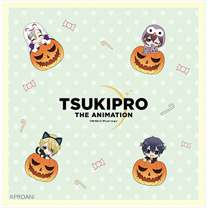 TSUKIPRO THE ANIMATION のってぃーシリーズ ハンドタオル Growth