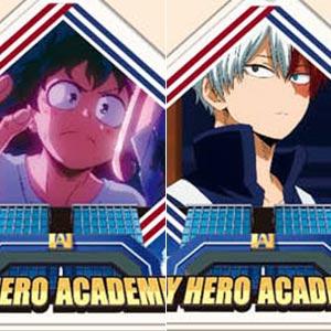 デコフレアクリルキーホルダー 僕のヒーローアカデミア Vol.3 雄英高校A 10個入りBOX