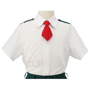 僕のヒーローアカデミア 雄英高校制服(夏服)シャツ XLサイズ