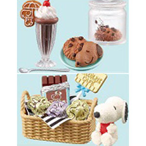 ピーナッツ SNOOPY'S CHOCOLATE CAFE 8個入りBOX