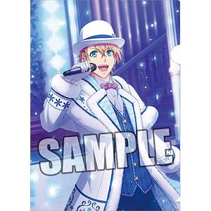 うたの☆プリンスさまっ♪ Shining Live クリアファイル 星煌く雪夜のクリスマスライブ アナザーショットVer.「来栖翔」