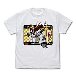 魔神英雄伝ワタル 龍王丸 Tシャツ/WHITE-XL