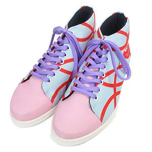 東方Project ハイカットスニーカー(古明地さとり)/ユニセックス(靴のサイズ/24.5cm)