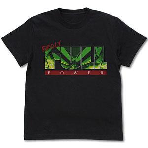 ドラゴンボール超 ブロリー ブロリー FULL POWER Tシャツ/BLACK-M
