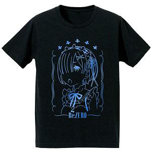 Re:ゼロから始める異世界生活 箔プリントTシャツ(レム)/メンズ(サイズ/S)