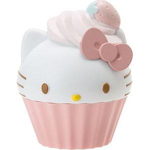 ハローキティ リップクリームカップケーキ型
