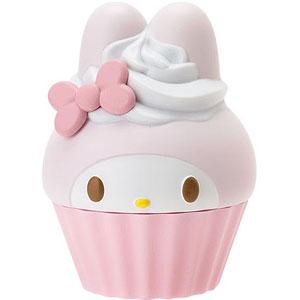 マイメロディ リップクリームカップケーキ型