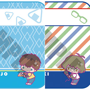 アイドルマスター SideM Design produced by Sanrio ハンドタオルB 6個入りBOX (食玩)