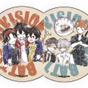 缶バッジ「ヒプノシスマイク-Division Rap Battle-」02/グラフアート 12個入りBOX