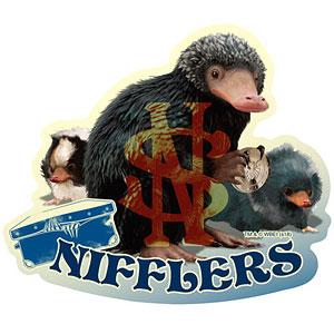 ファンタスティック・ビースト トラベルステッカー (4)NIFFLERS