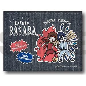 学園BASARA IDカードケース PlayP-A 伊達政宗・真田幸村