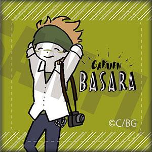 学園BASARA レザーバッジ PlayP-E 猿飛佐助