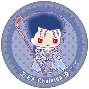 Fate/Grand Order×サンリオ ぷにぷに缶バッジ クー・フーリン(キャスター)ver.