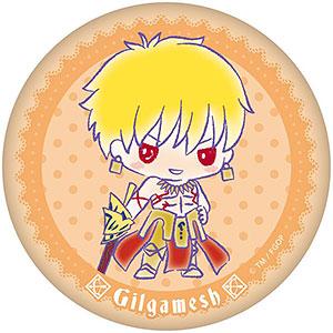 Fate/Grand Order×サンリオ ぷにぷに缶バッジ ギルガメッシュver.