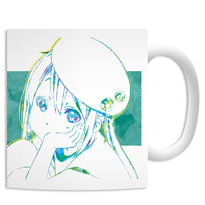 けいおん! 中野梓 マグカップ