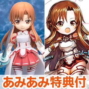 【あみあみ限定特典】デスクトップアーミー ソードアート・オンライン 3個入りBOX