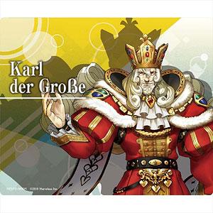 Fate/EXTELLA LINK マウスパッド カール大帝