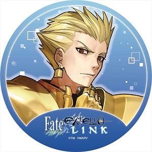 Fate/EXTELLA LINK ラバーマットコースター ギルガメッシュ