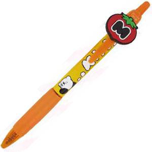星のカービィ マスコットゲルペン オレンジ ダッシュ!カービィ