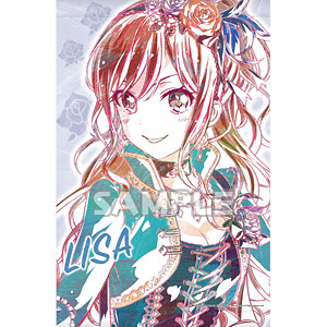 バンドリ! ガールズバンドパーティ! Ani-Art B2タペストリー 今井リサ(Roselia)