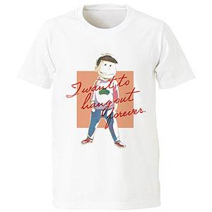 おそ松さん おそ松 Ani-Art Tシャツ/レディース(サイズ/L)