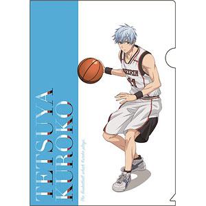 黒子のバスケ クリアファイルA(黒子)