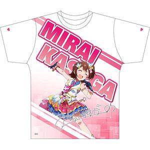 アイドルマスターミリオンライブ! 両面フルグラフィックTシャツ 春日未来 Lサイズ