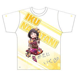 アイドルマスターミリオンライブ! 両面フルグラフィックTシャツ 中谷育 Mサイズ
