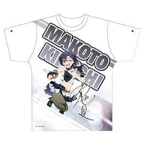 アイドルマスターミリオンライブ! 両面フルグラフィックTシャツ 菊地真 Lサイズ